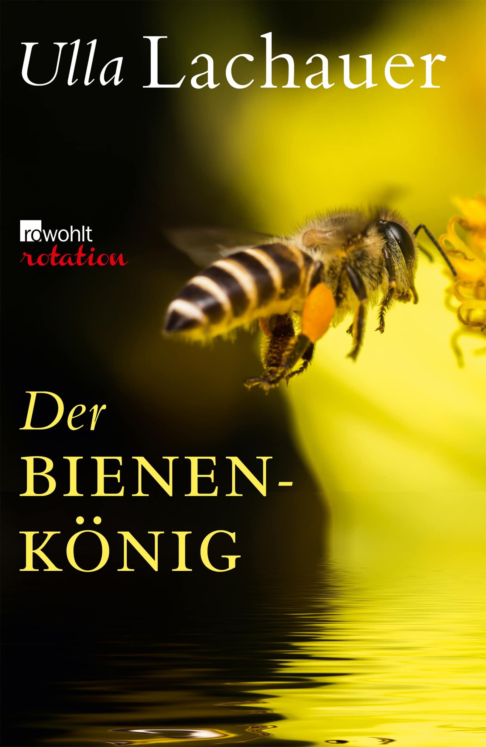 """Cover des E-Book """"DER BIENENKÖNIG"""""""