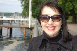 Petra Rosenberg, Sozialpädagogin, Schwester der berühmten Sängerin Marianne Rosenberg