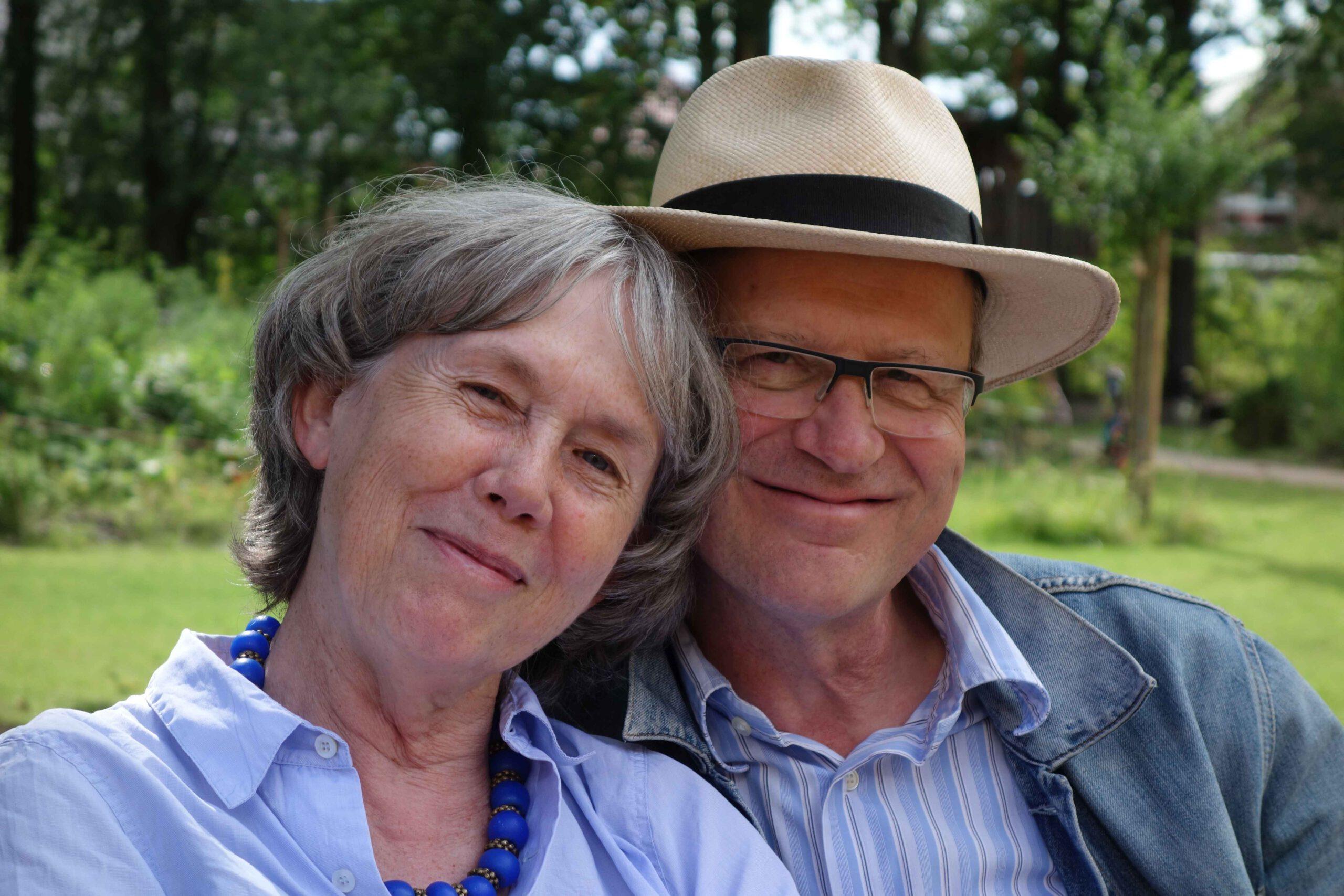 Ulla und Winfried Lachauer