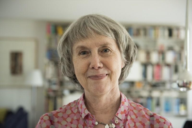 Ulla Lachauer Portrait